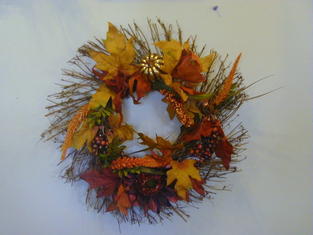 Angelvine Wreaths Fall