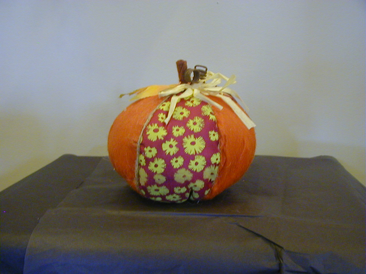 Stuffed Pumpkin Fall