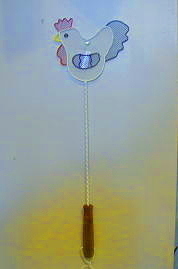 Rooster Fly Swatter